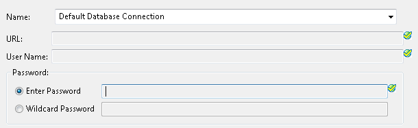 Example Database Connection